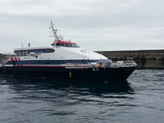 398 Pax Catamaran passenger ship for sale