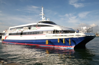 418 Pax Catamaran passenger ship for sale