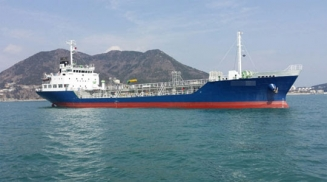 3,022 Dwt product oil tanker