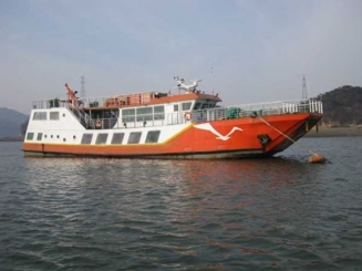 250 Pax Passenger ship for sale