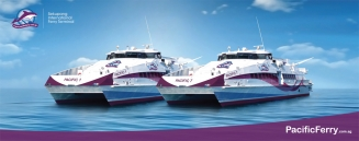 320 pax Catamaran passenger ship for sale