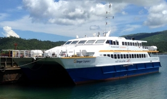 419 pax catamaran passenger ship for sale