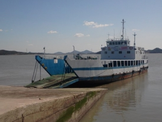 211 pax Lct type RoRo passenger ship for sale