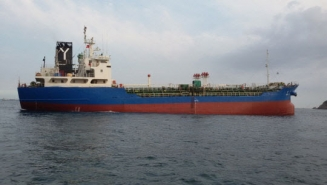3235 Dwt oil/chemical tanker ship for sale