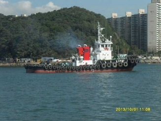 3,000 PS towing tug boat for sale