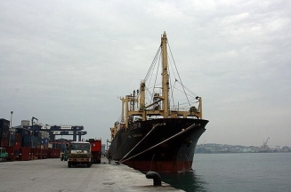 10,682 dwt geared general cargo ship for sale