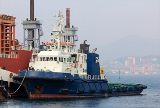 4,800 HP Ocean going tug boat for sale