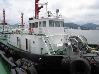 3,000 PS Harbour tug boat for sale