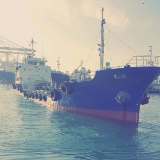 600 dwt oil tanker for sale