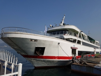 850 Pax Day cruise passenger ship for sale