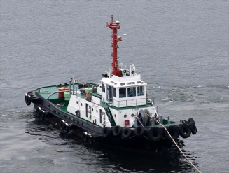 1,880 PS Harbour tug boat for sale