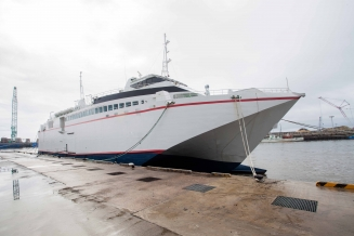 468 Pax RoRo passenger ship for sale