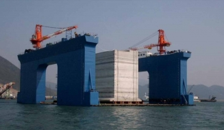 11000 dwt floating dock for sale