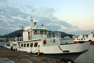 150 Pax Passenger ship for sale
